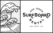 San Diego surfboard rental delivery co