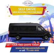 Rent a Luxury Van With Chicago Van Rentals